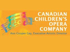 Canadian Children's opera