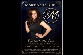 Martina McBride - The Everlasting Tour