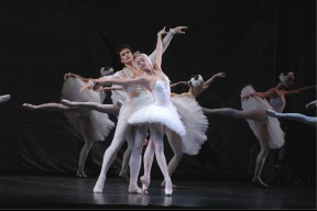Swan Lake performed by the Russian National Ballet Theatre
