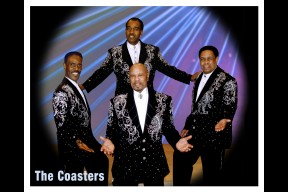 An Evening with The Coasters