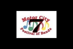 "Motor City Brass Band ""Motor City Festival of Bands 7"""