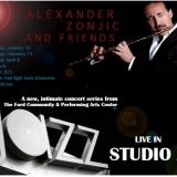 Alexander Zonjic From A to Z with special guest - Thornetta Davis