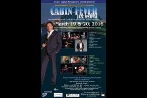 Cabin Fever Jazz Festival - General Admission Ticket