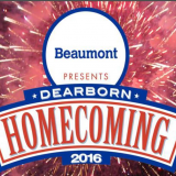 Dearborn Homecoming 2016 - Cornhole Tournament