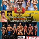 Wings of Strength presents Lenda Murray Detroit Classic National Qualifier