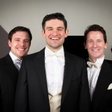 "Five Irish Tenors perform ""Voices of Ireland"""