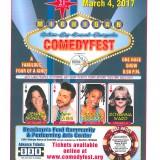 Motor City Pride presents 21st Annual Michigan ComedyFest