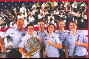 Henry Ford College Metropolitan Symphony Band Concert with United States Air Force Freedom Winds