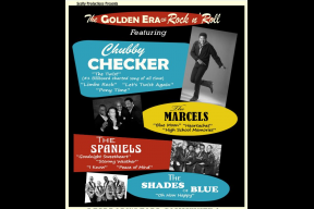 The Golden Era of Rock N' Roll with Special Guest Chubby Checker