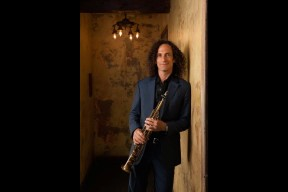 Kenny G Live in Concert with Special Guest - Alexander Zonjic