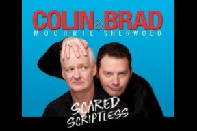 "Colin Mochrie and Brad Sherwood ""Scared Scriptless"""