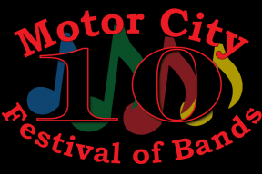 "Motor City Brass Band ""Festival of Bands 10"""