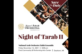 National Arab Orchestra - Night of Tarab II