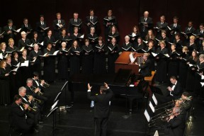 Vanguard Voices & Brass, Anniversary Concert, Celebrating 20 years of Vanguard Voices and Renaissance Voices!