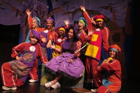 Missoula Children's Theatre Classes