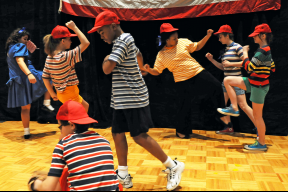 Mini Musical Theater Classes - Ages 6 to 13