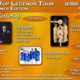 Doo Wop Legends Tour - Summer Edition