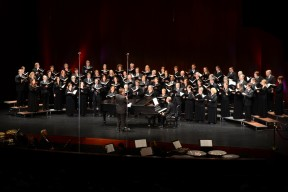 Vanguard Premieres Concert - Vanguard Voices & Brass