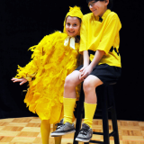 Dynamic Dramatics ( Ages 10 to 16)