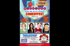 16th Annual Michigan Gay & Lesbian ComedyFest