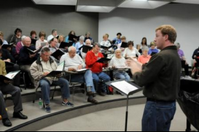 """Dearborn Community Chorus Spring Concert """"April Showers us with Song"""""""