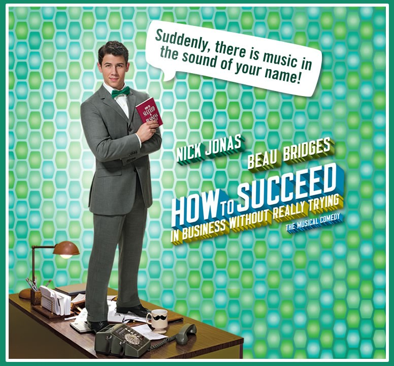 How To Succeed Ecard - Jonas