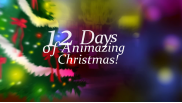 "Paddy the Beaver in ""12 Days of Christmas!"""
