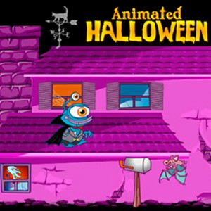 Halloween is approaching and Animated Halloween is making sure you get in the spirit!