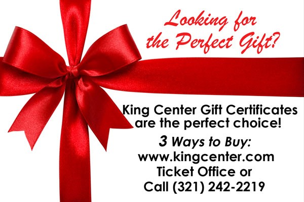 perfect kingcenter gift