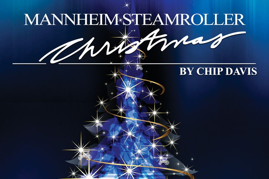 Mannheim steamroller dates