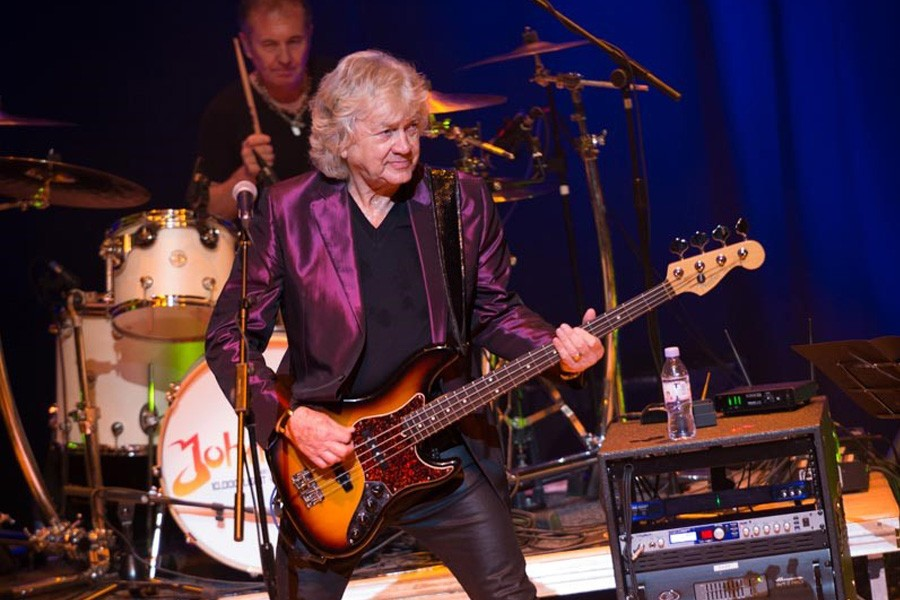 john lodge and the 10 000 light years band