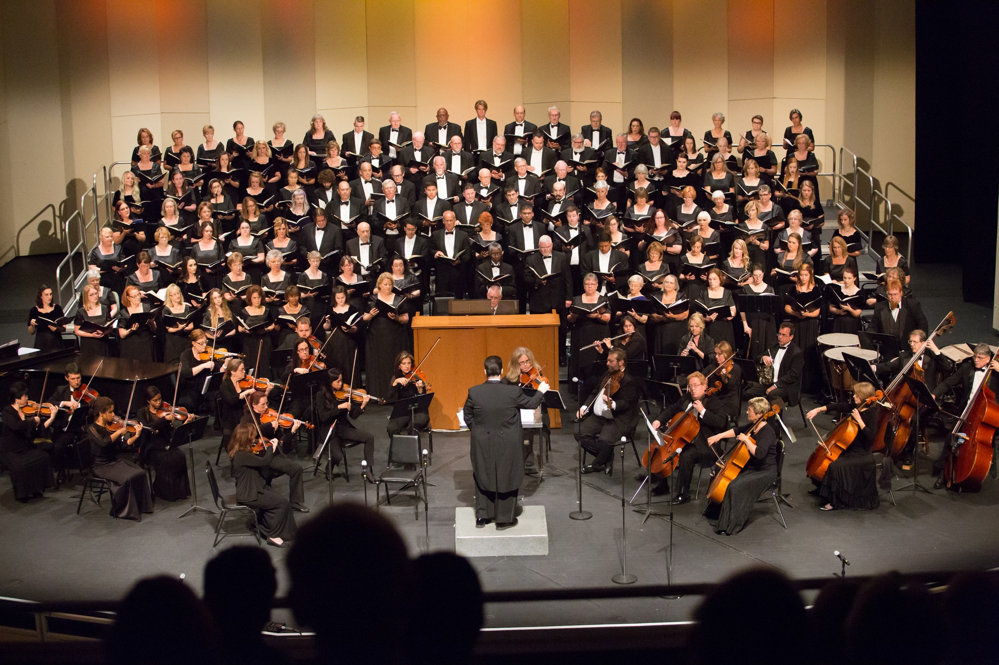 Brevard Community Chorus in Concert|Event Item | Maxwell C. King ...