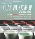 Clay Workshop with Nina Cork