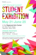 TRAHC's 24th Annual Juried Student Exhibition
