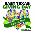 2018 East Texas Giving Day