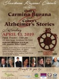 TRC Presents Alzheimer Stories & Carmina Burana