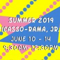 Summer 2019 Picasso-rama, Jr. I