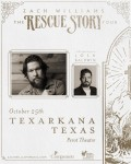 Zach Williams Rescue Story The Tour
