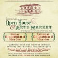 Open House & Arts Market