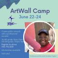 Summer ArtWall Camp