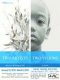 Two Artists/Two Visions: Marjorie Williams-Smith and Aj Smith