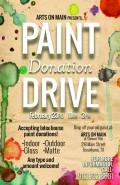 Paint Donation Drive