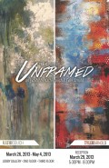 Opening Reception - Unframed: Exhibit by Kathi Couch & Tyler Arnold