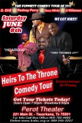 Heirs to the Throne Comedy Tour
