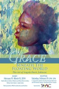 """Grace Beneath the Floating World"" - Angela Davis Johnson Exhibit"