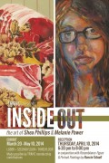 """Inside Out"" - The Art of Shea Phillips and Melanie Power"