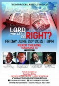 Richard Torrence's Lord Why Can't I Do Right?