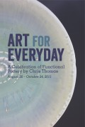 Art for Everyday - A Celebration of Functional Pottery