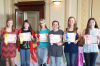 2015 Middle School Winners