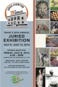 TRAHC's 28th Annual Juried Exhibition